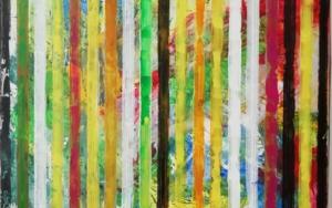 Abstract landscape|PinturadeFrancisco Santos| Compra arte en Flecha.es