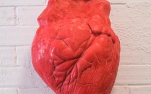 Coração|EsculturadeGil Gelpi| Compra arte en Flecha.es