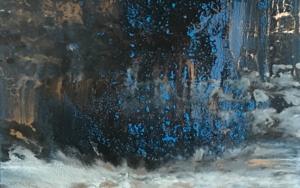 Lluvia celestial|PinturadeEnric Correa| Compra arte en Flecha.es