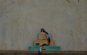 CINTA     NEGRA|PinturadeLUIS    GOMEZ    MACPHERSON| Compra arte en Flecha.es