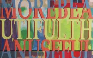 MORE BEAUTIFUL|PinturadeDirk Großer| Compra arte en Flecha.es