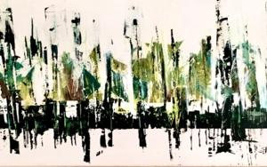 Serie Bosques|PinturadeErika Nolte| Compra arte en Flecha.es