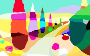 El seto|DigitaldeALEJOS| Compra arte en Flecha.es