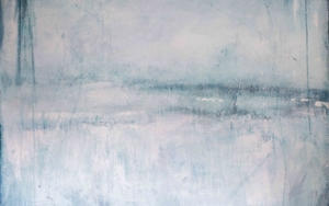 White  fog|PinturadeLucia Garcia Corrales| Compra arte en Flecha.es