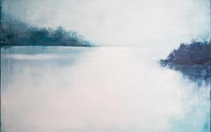 Blue mist|PinturadeLucia Garcia Corrales| Compra arte en Flecha.es