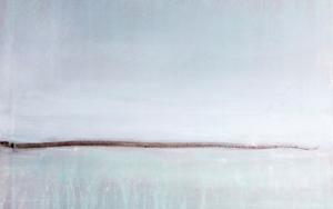 Brown horizon PinturadeLucia Garcia Corrales  Compra arte en Flecha.es
