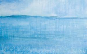 Deep in water|PinturadeLucia Garcia Corrales| Compra arte en Flecha.es