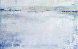 Frozen water III PinturadeLucia Garcia Corrales  Compra arte en Flecha.es