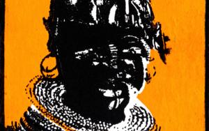 Tribu Turkana|CollagedeAlicia Calbet| Compra arte en Flecha.es