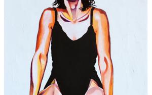 Alison|IlustracióndeVito Thiel| Compra arte en Flecha.es
