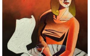 Tú|IlustracióndeVito Thiel| Compra arte en Flecha.es