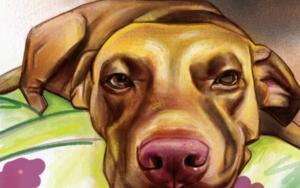 Hocico|DibujodeÁngeles Romo| Compra arte en Flecha.es