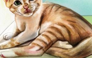 Bebé|DibujodeÁngeles Romo| Compra arte en Flecha.es