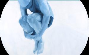 Esperando nacer. Gerard|PinturadeAna Patitú| Compra arte en Flecha.es