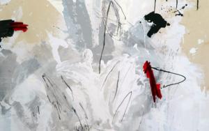 Vida entre silenci III PinturadePerceval Graells  Compra arte en Flecha.es