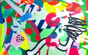 Controlador|PinturadeJose Palacios| Compra arte en Flecha.es
