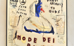 Modern Deities Serie|PinturadeToni Salom| Compra arte en Flecha.es