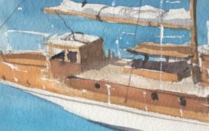 Ketch|PinturadeIñigo Lizarraga| Compra arte en Flecha.es