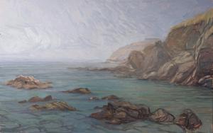 Punta Almina Ceuta|PinturadeCarlos J. Márquez| Compra arte en Flecha.es