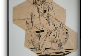 Artemis DibujodePopaptuyu  Compra arte en Flecha.es