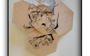 Ventrílocuo|DibujodePopaptuyu| Compra arte en Flecha.es