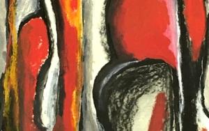 Formas sobre Blanco II|DibujodeMercedes Azofra| Compra arte en Flecha.es
