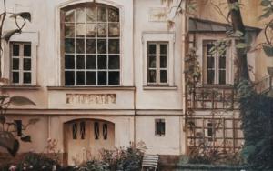 Casa museo DELACROIX PinturadeCarmen Nieto  Compra arte en Flecha.es