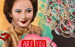 Are you for it?|CollagedeMaría Burgaz| Compra arte en Flecha.es
