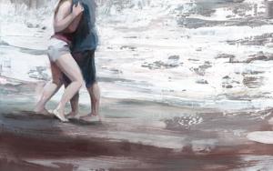 El final del verano|PinturadeCarmen Montero| Compra arte en Flecha.es