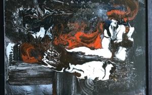 Llamarada PinturadeEnric Correa  Compra arte en Flecha.es