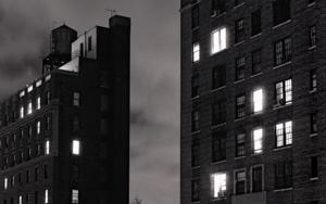 Upper west-side night,  NYC|FotografíadeAndy Sotiriou| Compra arte en Flecha.es