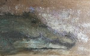 Crocodilia|PinturadeEnric Correa| Compra arte en Flecha.es