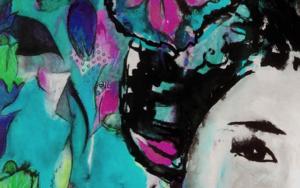 El  elogio de la sombra|DibujodeANA  SOLER   FERNÁNDEZ| Compra arte en Flecha.es