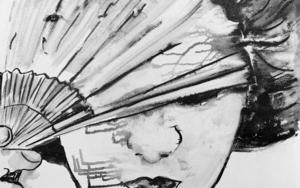 Tinta  XI DibujodeANA  SOLER   FERNÁNDEZ  Compra arte en Flecha.es
