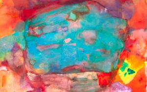 Casa de agua|PinturadeÁlvaro Marzán| Compra arte en Flecha.es