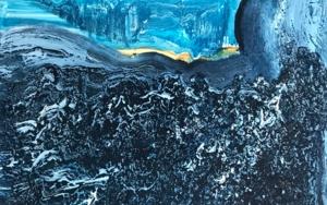 Mar de fondo|PinturadeEnric Correa| Compra arte en Flecha.es