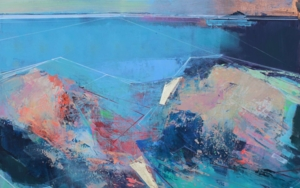 Rock Pools 2 PinturadeMagdalena Morey  Compra arte en Flecha.es