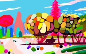 El Porqué del Buen retiro DigitaldeALEJOS  Compra arte en Flecha.es