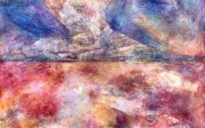 Vista al mar|PinturadeCristina Ibáñez| Compra arte en Flecha.es