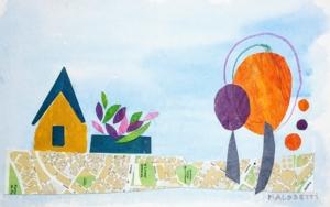 Serie Miniaturas|CollagedeANALIA MALOSETTI| Compra arte en Flecha.es
