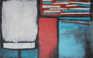 LOBO BLANCO|PinturadeBarbaC| Compra arte en Flecha.es
