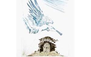 El Testamento de Don Quijote (II)|DibujodeFrançois Marechal| Compra arte en Flecha.es