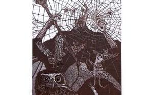 El Testamento de Don Quijote (VII)|DibujodeFrançois Marechal| Compra arte en Flecha.es