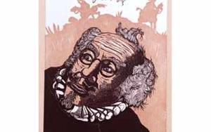 El Testamento de Don Quijote (XI)|DibujodeFrançois Marechal| Compra arte en Flecha.es