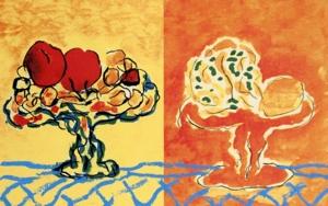 El Acantilado del Tren Mineral (IV)|DibujodeAlberto Corazón| Compra arte en Flecha.es