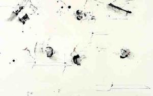 Sin Título|Obra gráficadeEnrique Brinkmann| Compra arte en Flecha.es