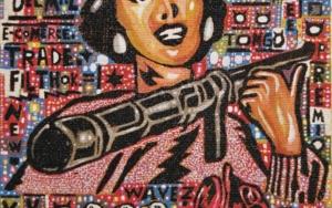 Devorita PinturadeCarlos Madriz  Compra arte en Flecha.es