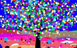 Las sesmillas luminosas|IlustracióndeALEJOS| Compra arte en Flecha.es
