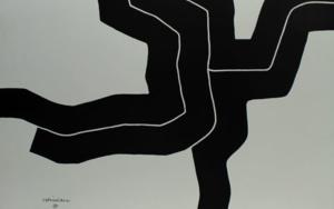 Cartel Original. Olympische Spiele München|Obra gráficadeEduardo Chillida| Compra arte en Flecha.es