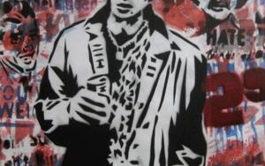 Sid Vicious II|Obra gráficadeCarlos Madriz| Compra arte en Flecha.es